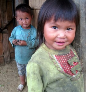 my little child-----sapa girl&boy